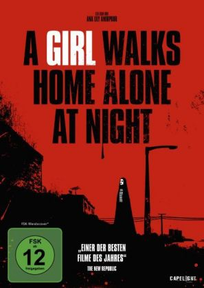 A Girl Walks Home Alone at Night, 1 DVD