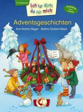 Adventsgeschichten Cover