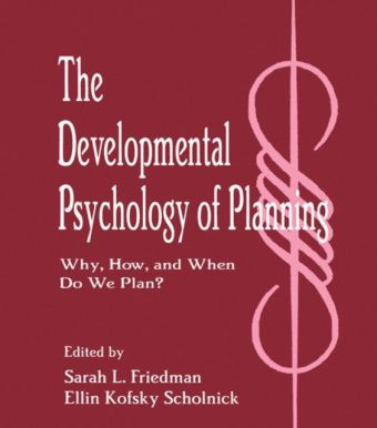 Developmental Psychology of Planning