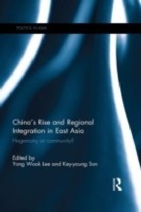 China's Rise and Regional Integration in East Asia