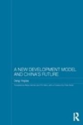 New Development Model and China's Future
