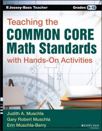 Teaching the Common Core Math Standards with Hands-On Activities, Grades 9-12,