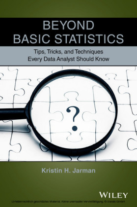 Beyond Basic Statistics