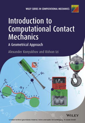 Introduction to Computational Contact Mechanics
