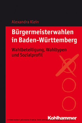 Bürgermeisterwahlen in Baden-Württemberg