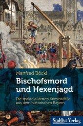 Bischofsmord und Hexenjagd Cover