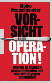 Vorsicht Operation! Cover