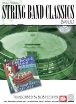 String Band Classics for Banjo