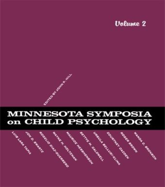 Minnesota Symposia on Child Psychology