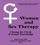 Women and Sex Therapy