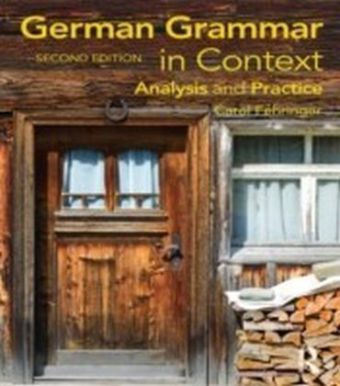German Grammar in Context, Second Edition