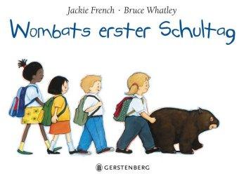 Wombats erster Schultag