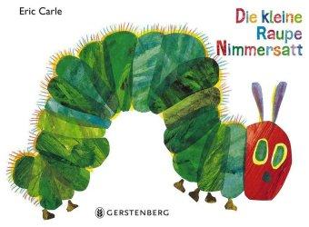 Die kleine Raupe Nimmersatt, Geschenkausgabe