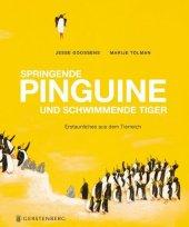 Springende Pinguine und schwimmende Tiger Cover