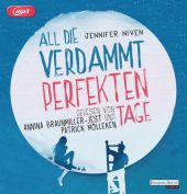 All die verdammt perfekten Tage, 2 MP3-CDs Cover