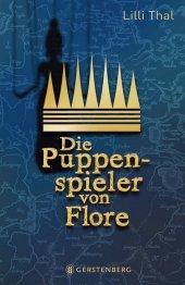 Die Puppenspieler von Flore Cover