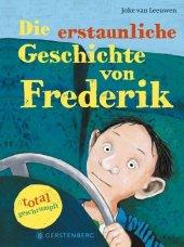 Die erstaunliche Geschichte von Frederik - total geschrumpft Cover