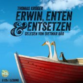 Erwin, Enten & Entsetzen, 8 Audio-CDs Cover