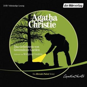 Das Geheimnis von Greenshore Garden, 2 Audio-CDs