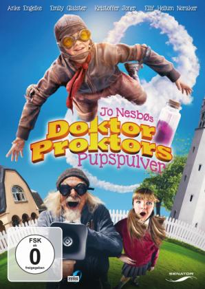 Doktor Proktors Pupspulver, 1 DVD