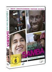 Heute bin ich Samba, 1 DVD Cover