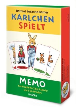Karlchen spielt (Kartenspiel), Memo