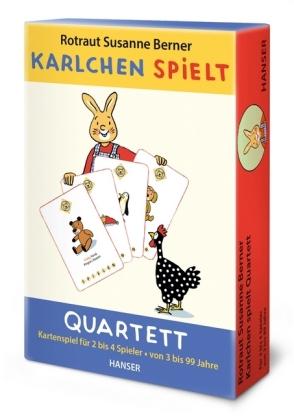 Karlchen spielt (Kartenspiel), Quartett