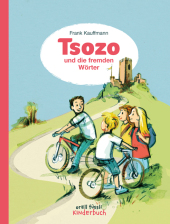 Tsozo und die fremden Wörter Cover