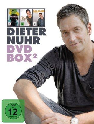 Dieter Nuhr DVD Box, 3 DVDs