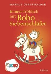 Immer fröhlich mit Bobo Siebenschläfer Cover