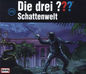 Die Drei Fragezeichen - Schattenwelt, 3 Audio-CDs
