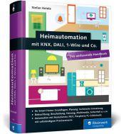 Heimautomation mit KNX, DALI, 1-Wire und Co. Cover