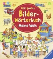Mein großes Bilder-Wörterbuch: Meine Welt Cover
