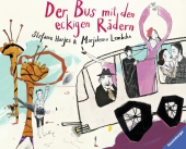 Der Bus mit den eckigen Rädern Cover
