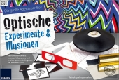 Optische Experimente und Illusionen (Experimentierkasten) Cover