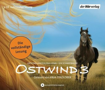 Ostwind - Aufbruch nach Ora, 4 Audio-CDs