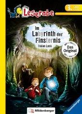 Im Labyrinth der Finsternis Cover