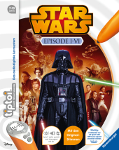Star Wars - Episode I-VI Cover