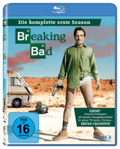 Breaking Bad, 2 Blu-rays Cover