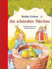 Die schönsten Märchen der Brüder Grimm, m. Audio-CD Cover