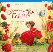 Erdbeerinchen Erdbeerfee - Das Geheimnis im Beerenwald und andere Geschichten, Audio-CD Cover