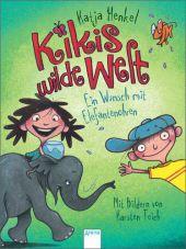 Kikis wilde Welt - Ein Wunsch mit Elefantenohren Cover