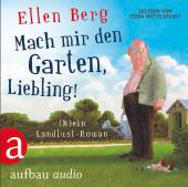 Mach mir den Garten, Liebling!, 6 Audio-CDs Cover
