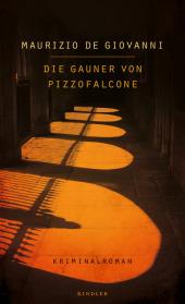 Die Gauner von Pizzofalcone Cover