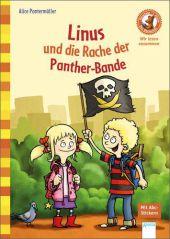 Linus und die Rache der Panther-Bande Cover