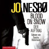 Blood on Snow. Der Auftrag, 4 Audio-CDs Cover