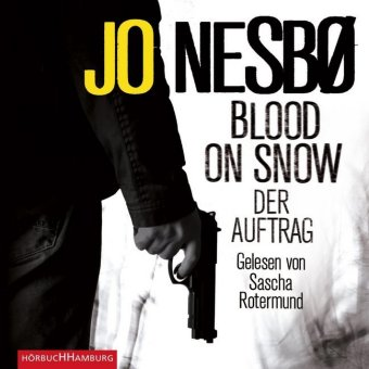 Blood on Snow. Der Auftrag, 4 Audio-CDs