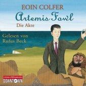 Artemis Fowl - Die Akte, 3 Audio-CDs