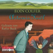 Artemis Fowl, 3 Audio-CDs Cover