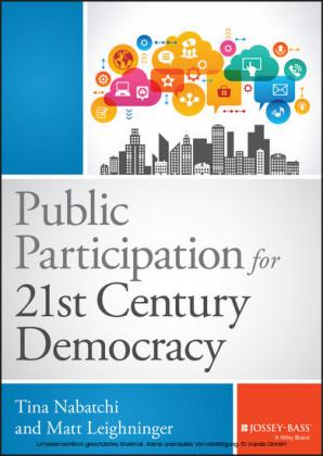 Public Participation for 21st Century Democracy